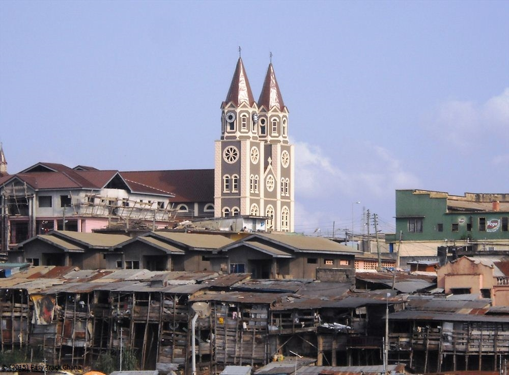 Church in Kumasi