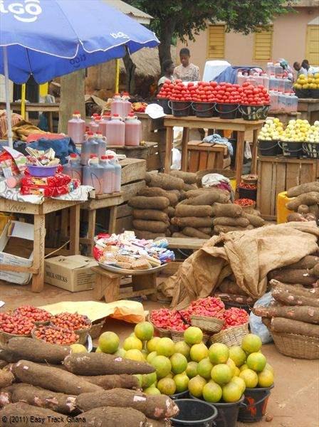 Food Drink Ghana - Easy Track Ghana