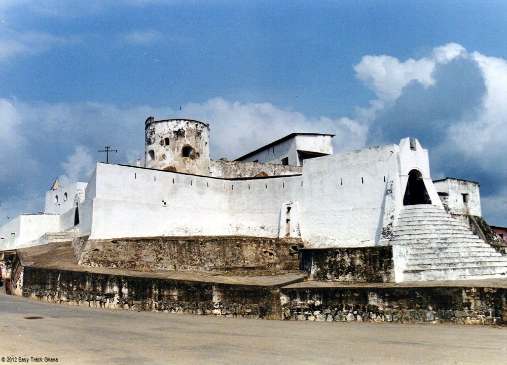 Image result for Fort sebastian ghana