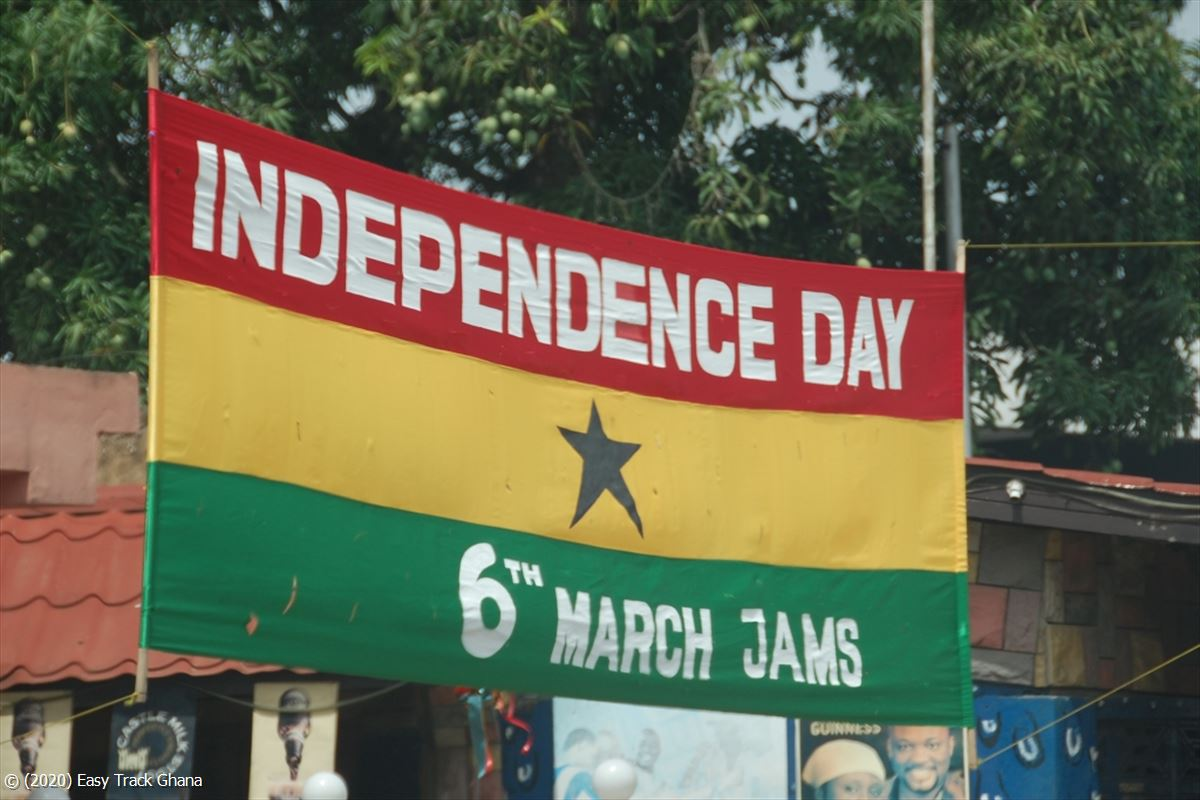 independence day in ghana
