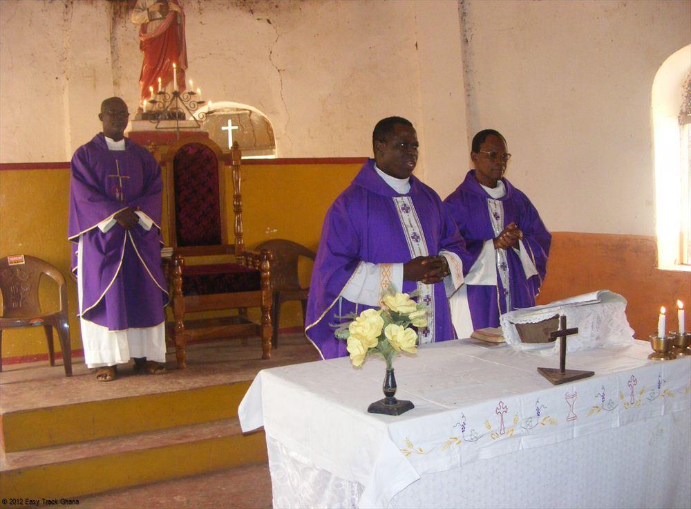 Ghana catholic