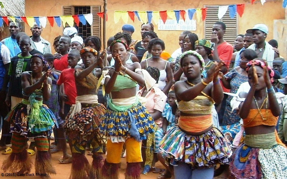Weird tribal dances - 3 6