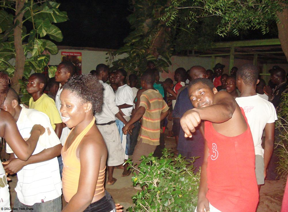 Nightlife in Ghana