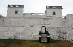 Fort San Antonio in Ghana