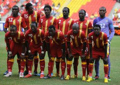 The Black Stars, Ghana's national team