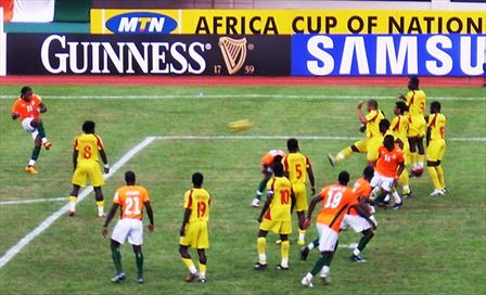 Africa Cup of Nations in Ghana