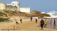 Forts & Castles of Ghana