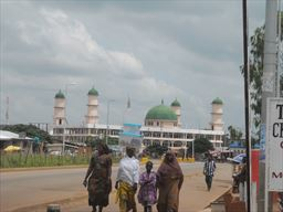 Grand Mosque in Tamale, Ghana