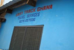 Easy Track Ghana office